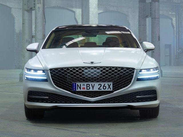 Genesis g80 35t awd 2020 2 автомобиля