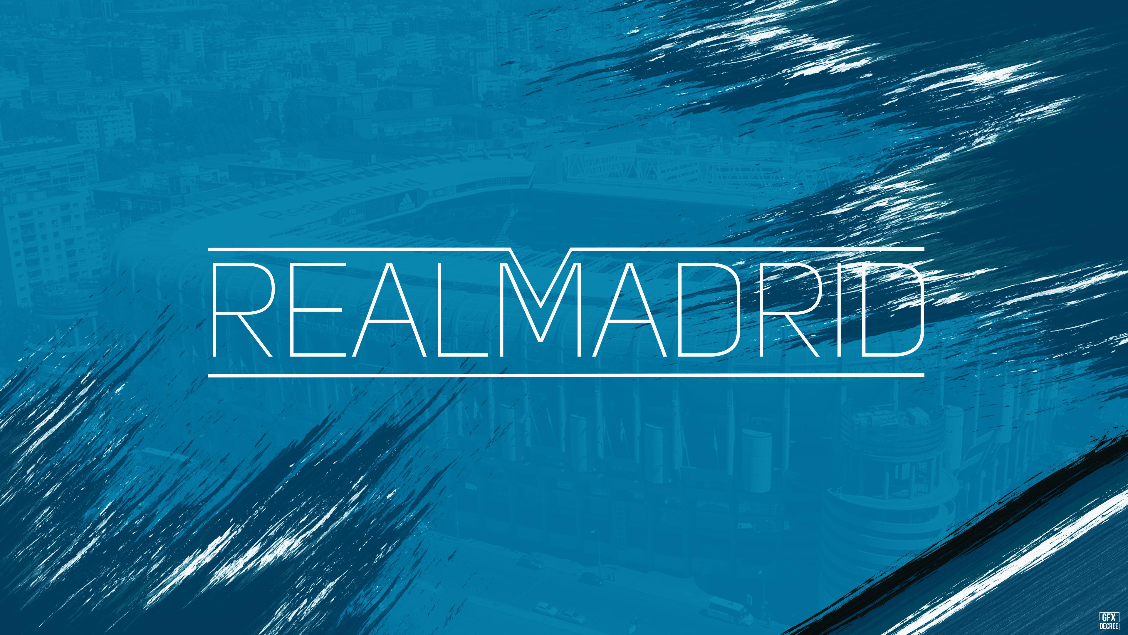 Реал Мадрид cf футбольный клуб обои скачать