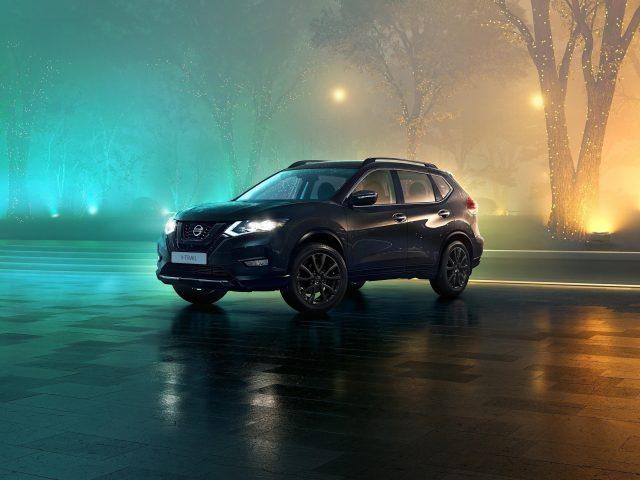 Nissan x trail n дизайн 2021 автомобилей