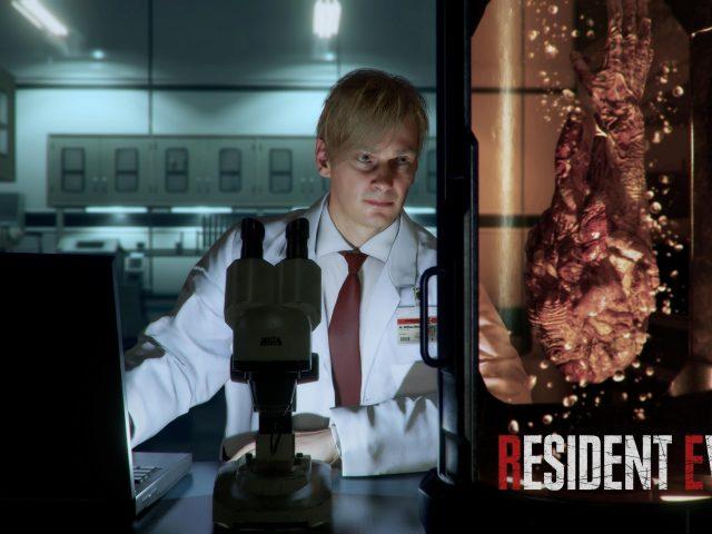 Видеоигра 25 resident evil 2 (2019) games