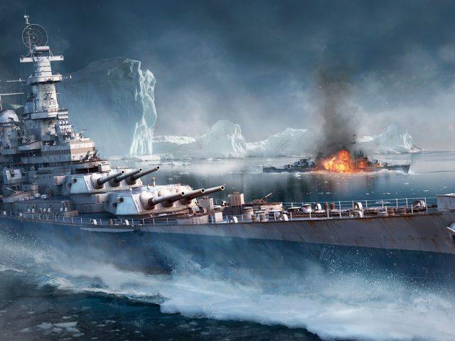 Компания wargaming, мир боевых кораблей