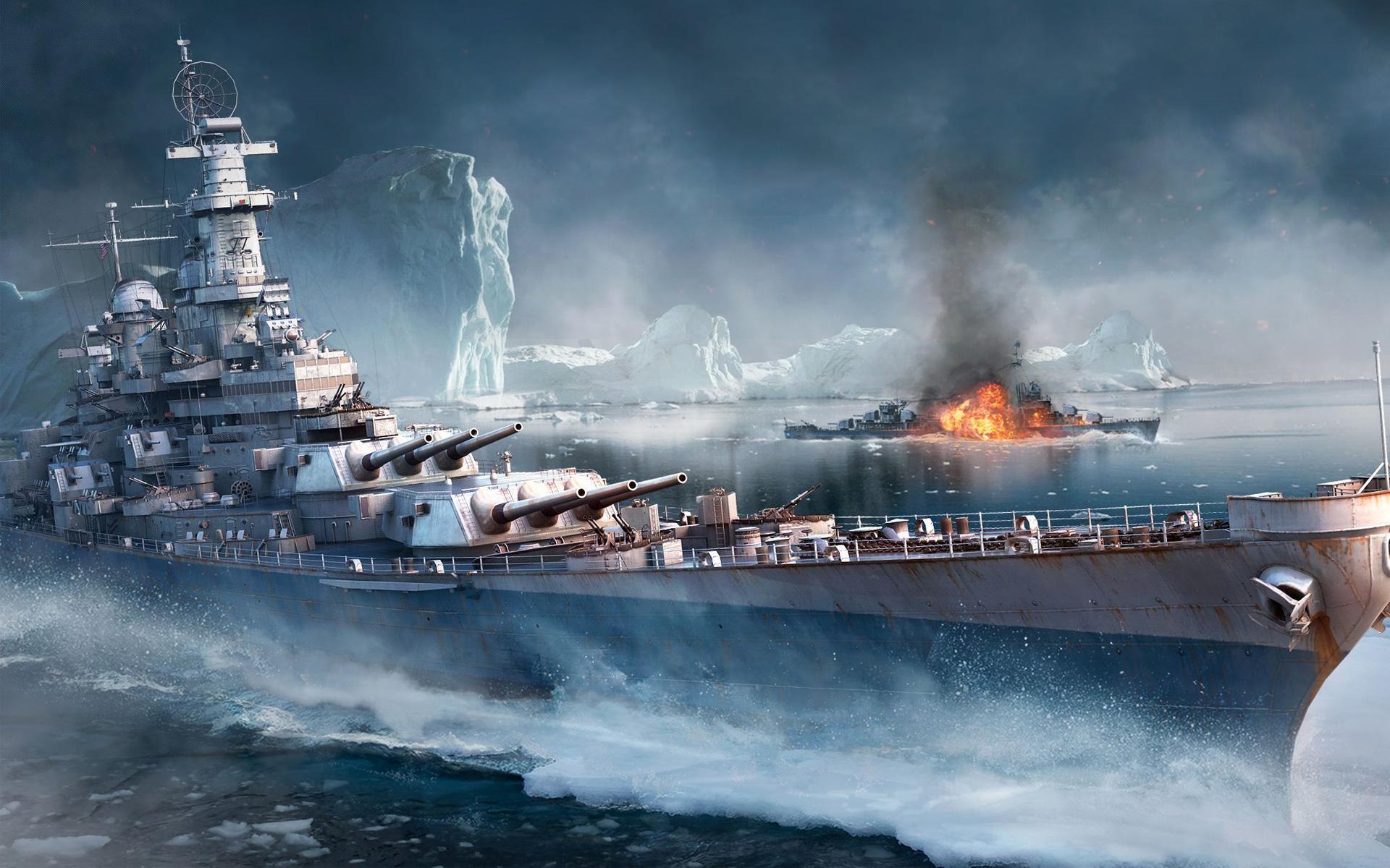 Компания wargaming, мир боевых кораблей обои скачать