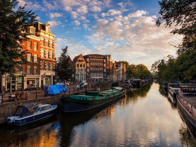Amsterdam,  Nederland,  Амстердам,  Нидерланды