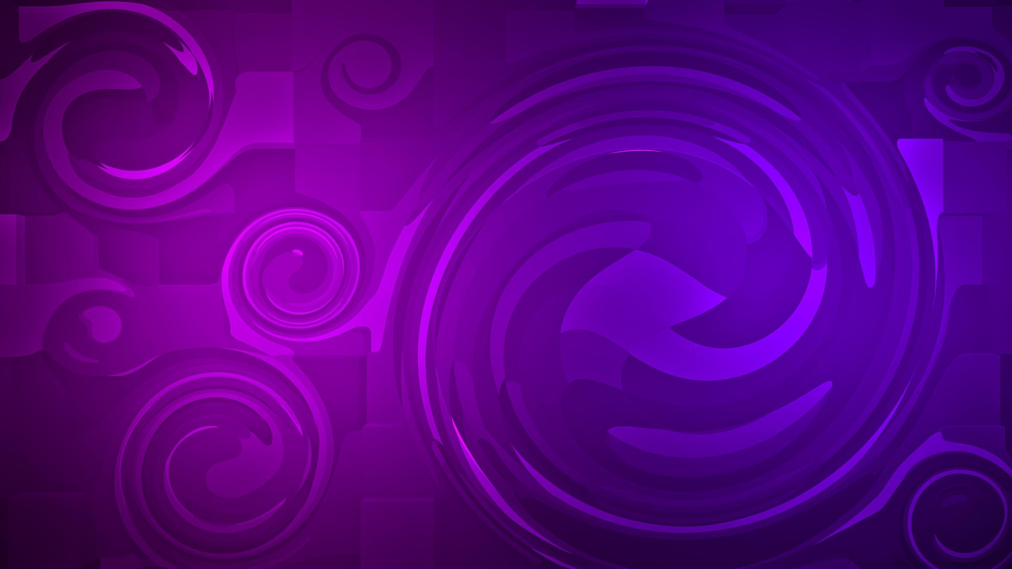 Абстрактный фиолетовый абстрактный обои скачать