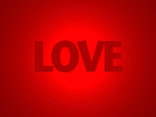 Чистой любви.