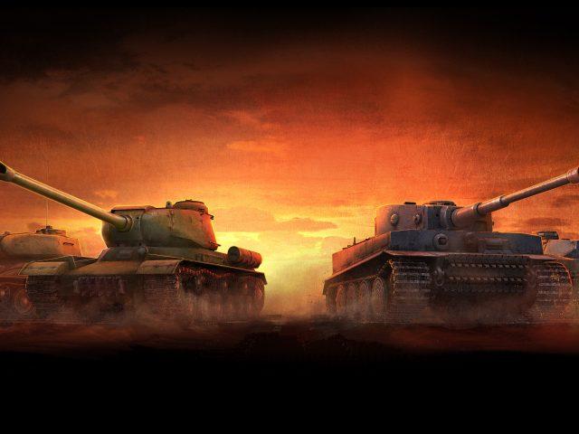 Мир танков.