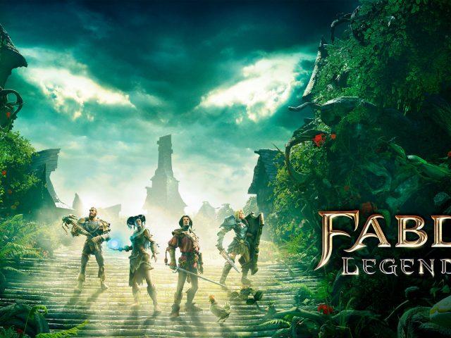 Игры Fable легенды.