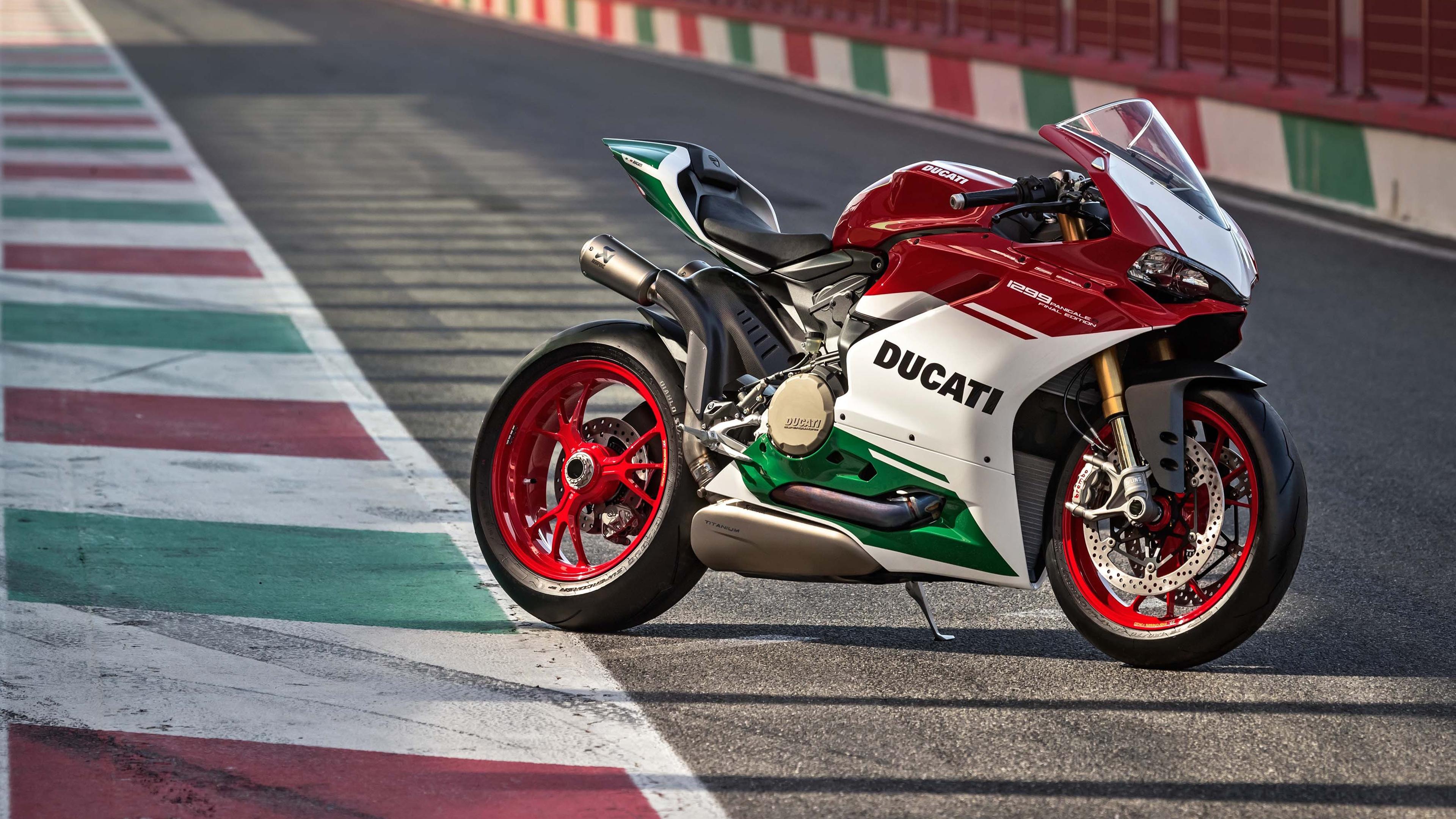 Ducati 1299 panigale r окончательное издание обои скачать