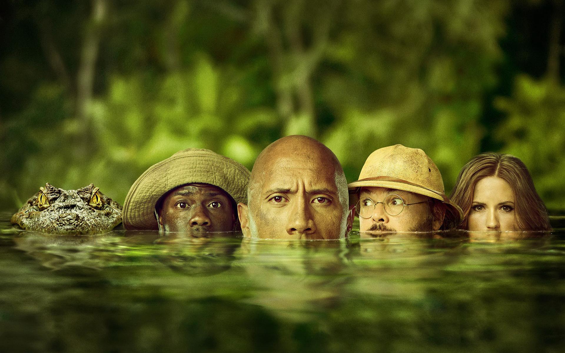 Jumanji Добро пожаловать в джунгли обои скачать