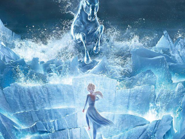 Эльза в замороженном 2