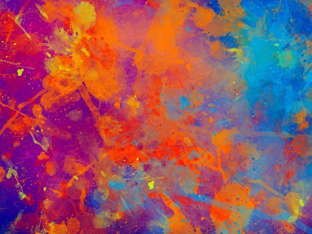 Красочные краски Splash реферат