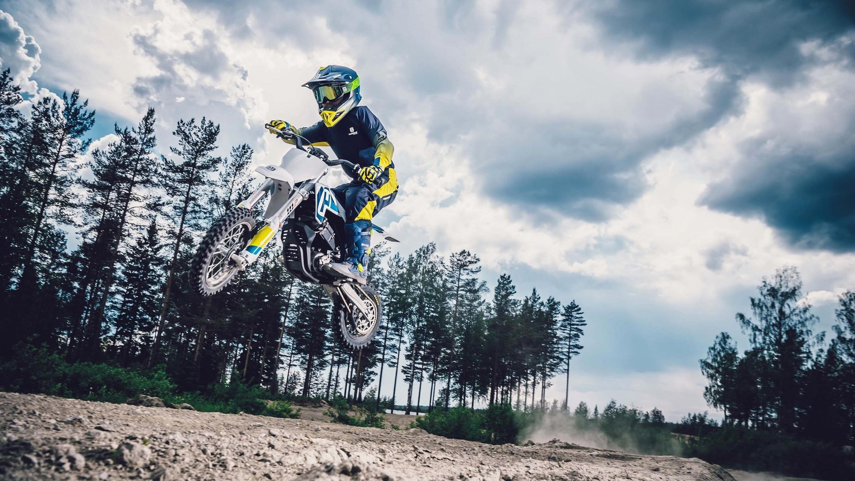 Husqvarna ee 5 электрический велосипед грязи 2020 обои скачать