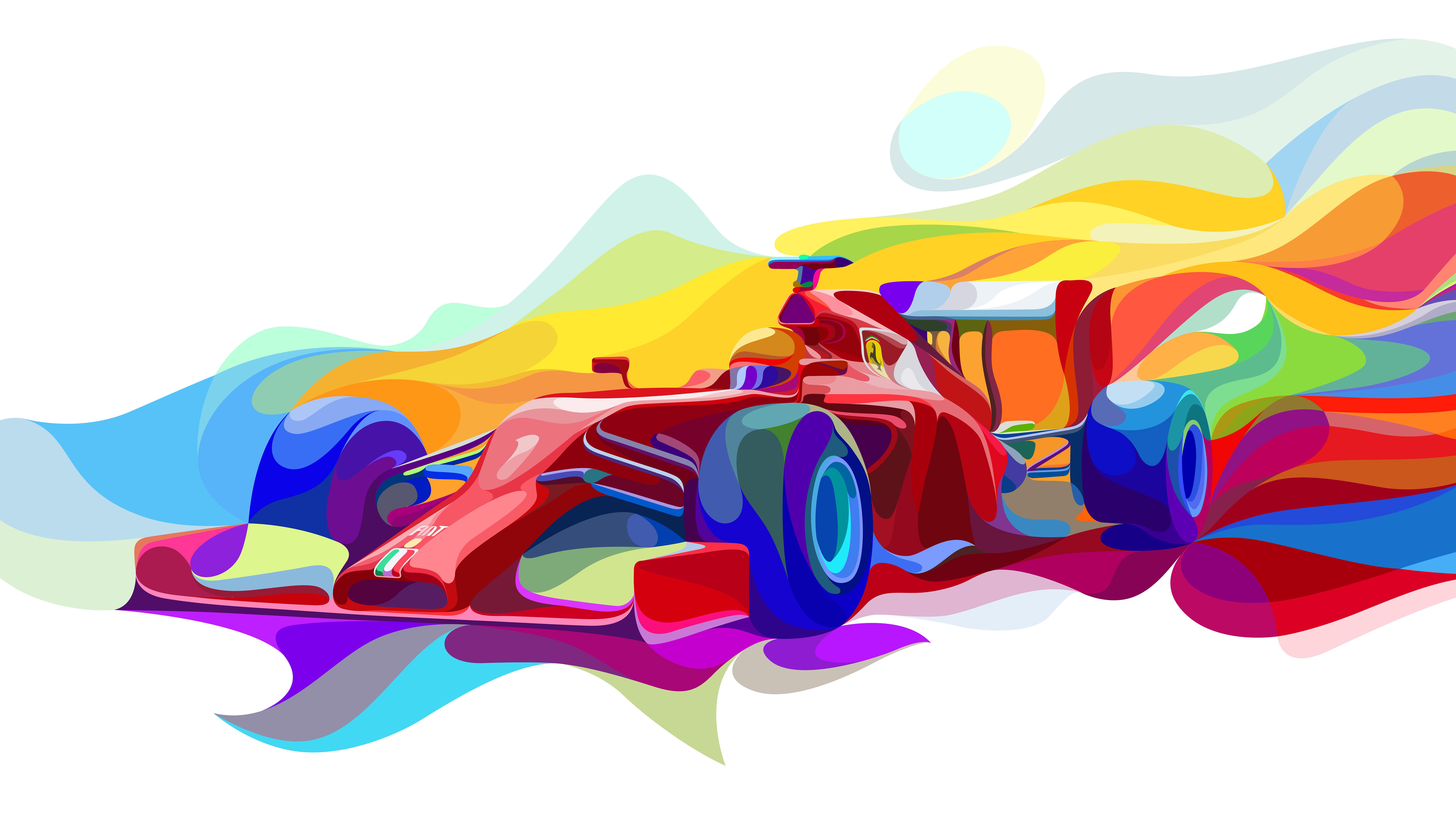 Ferrari formula one обои скачать