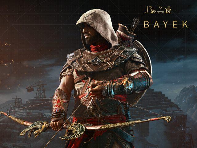 Байек Assassins creed происхождение скрытые