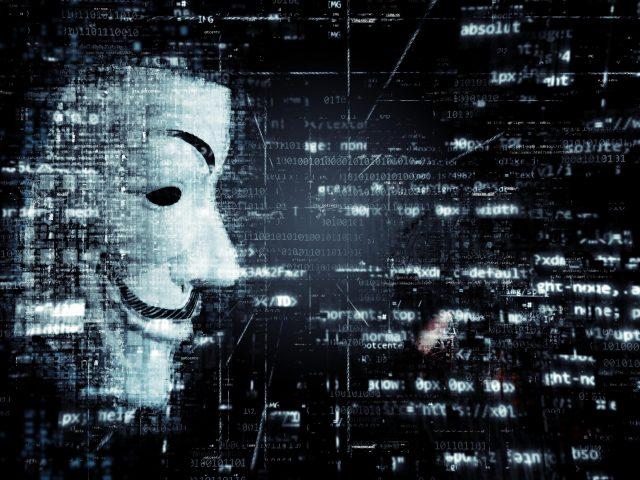 Маска анонимного хакера