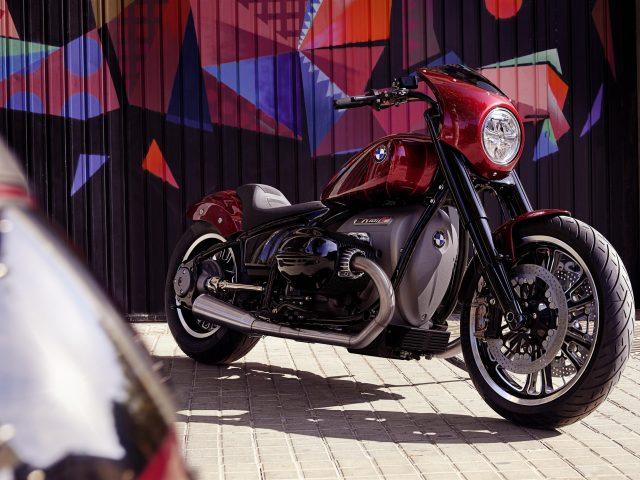 Bmw motorrad concept r182