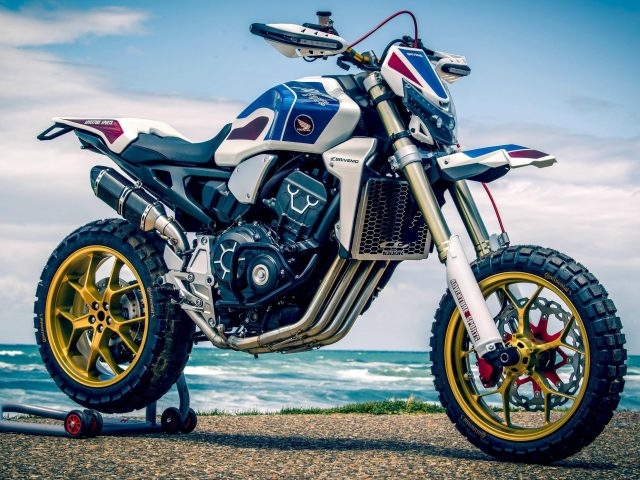 Honda cb1000r Африка четыре crf1000r 2019