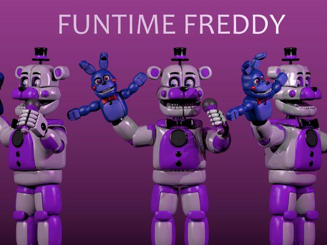 Freddy five nights at freddy's sister location fnaf
