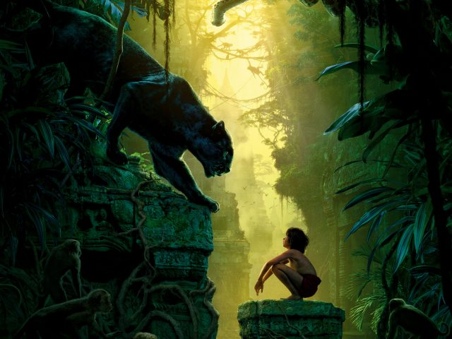 Книга джунглей фильм.