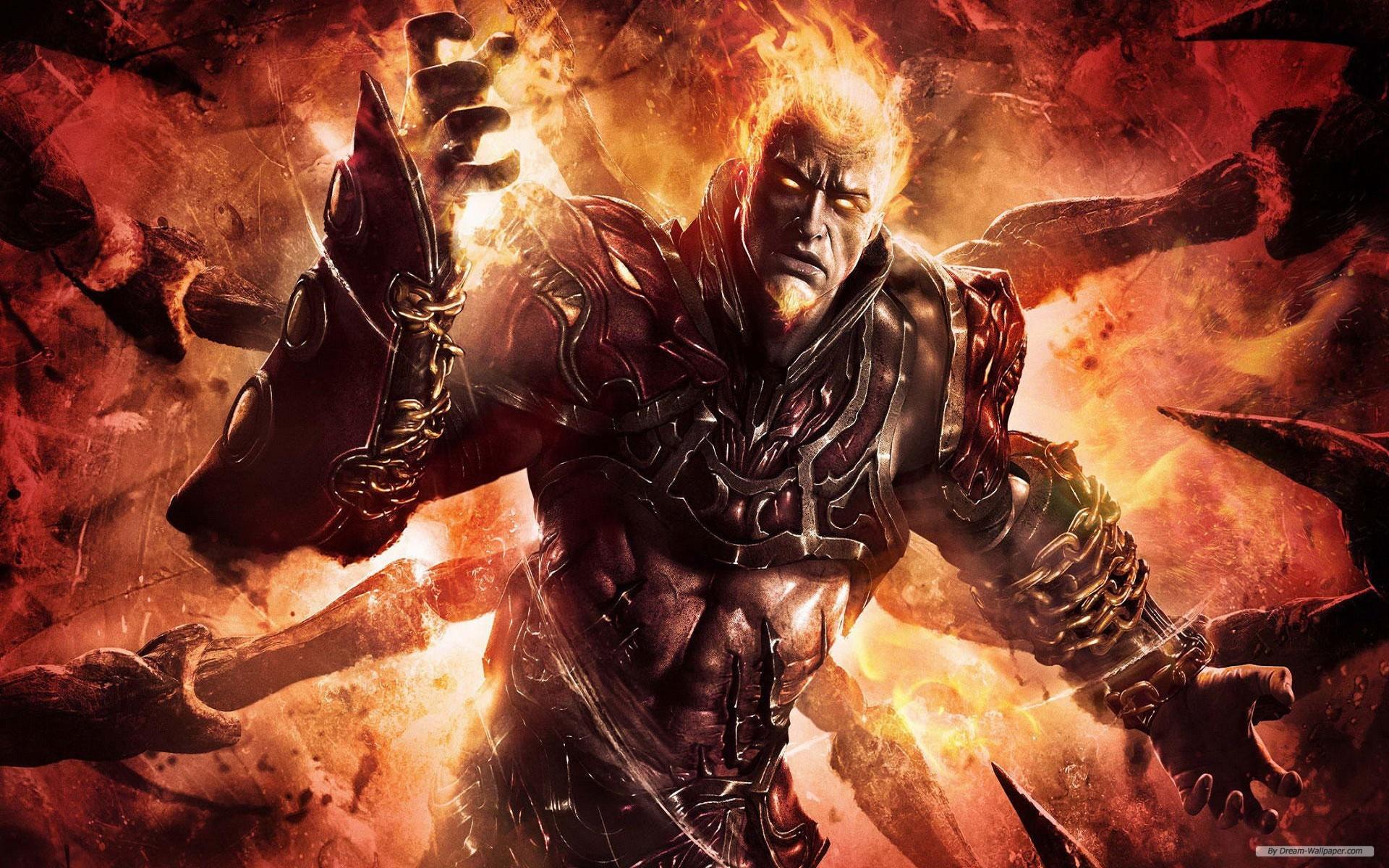 God of War, Ascension, ps3 обои скачать