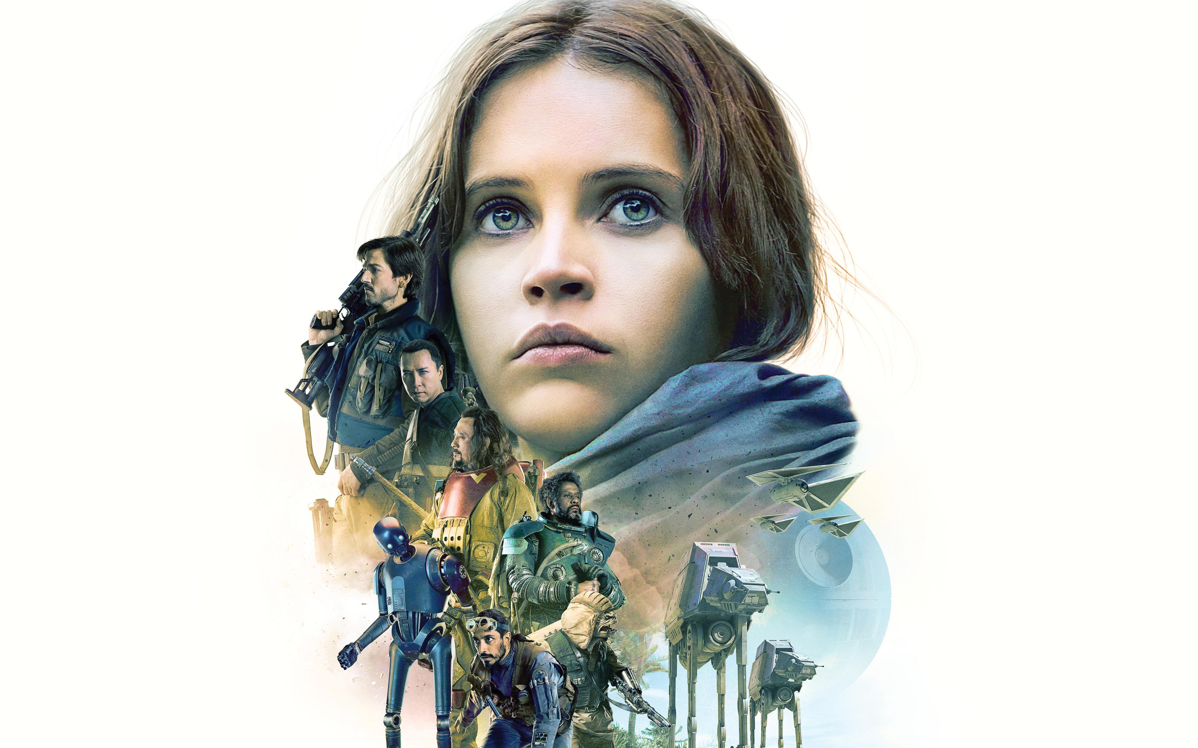 Изгой один Звездные войны история искусства ключевые 8к. обои скачать