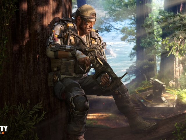 Зов обязанность черный Ops 3 специалист номад.