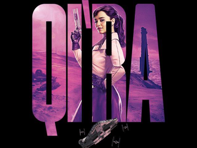 Эмилия Кларк как Кира соло Звездные войны история