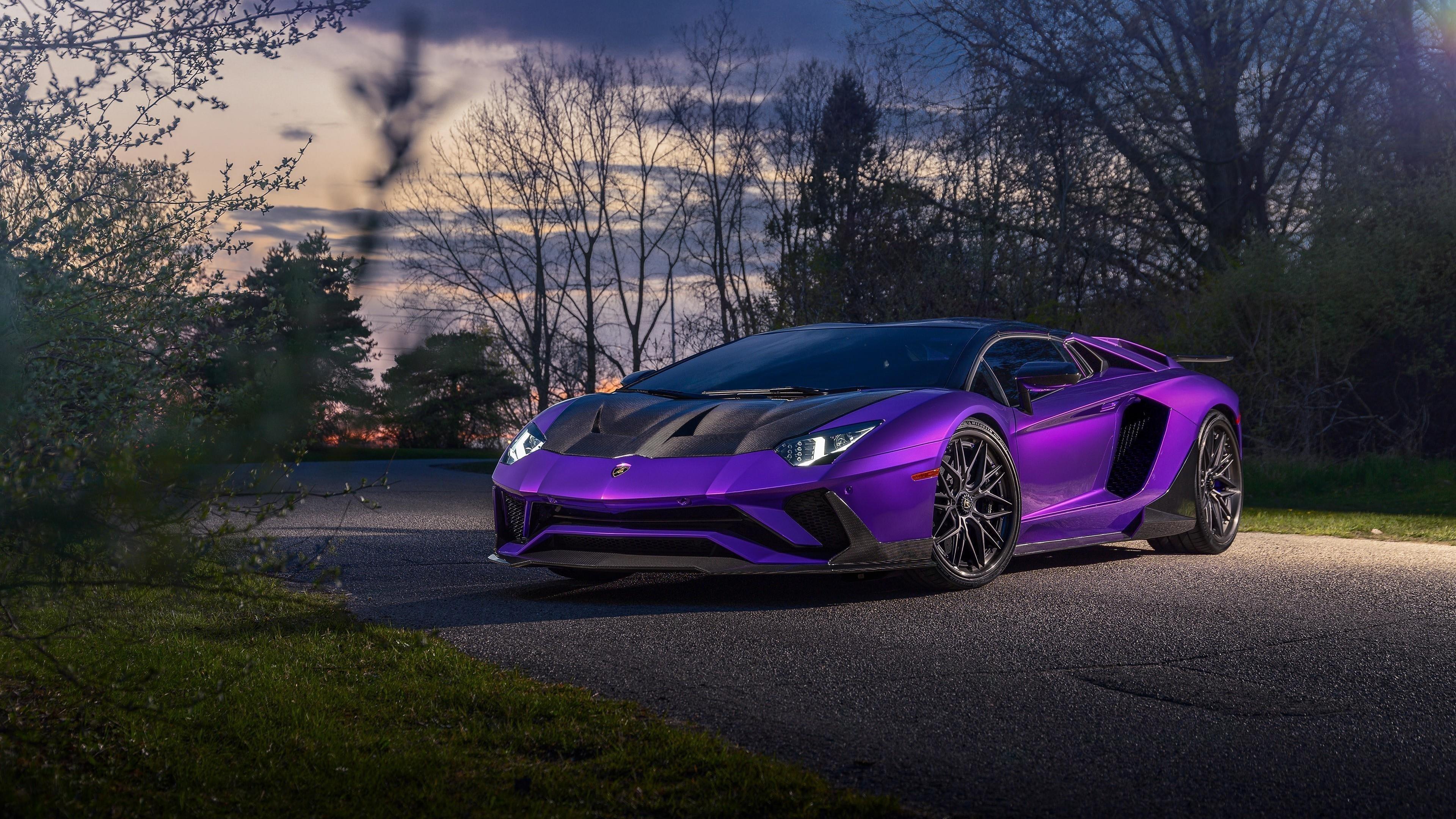Lamborghini aventador 9 автомобилей обои скачать