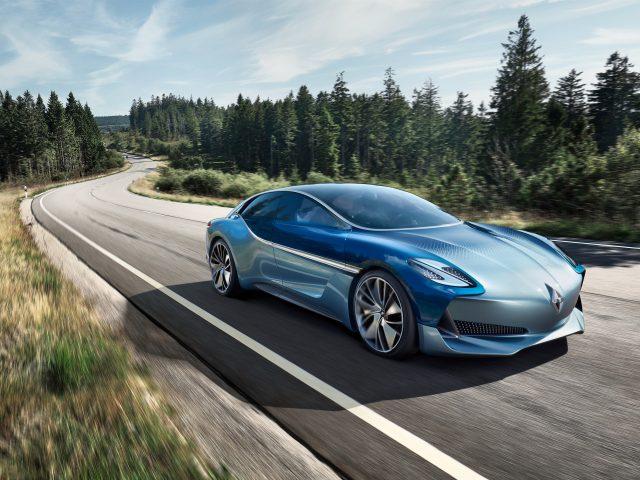 Borgward Изабелла концепция Франкфурт автосалон