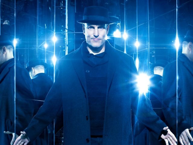Woody harrelson now you see me 2.