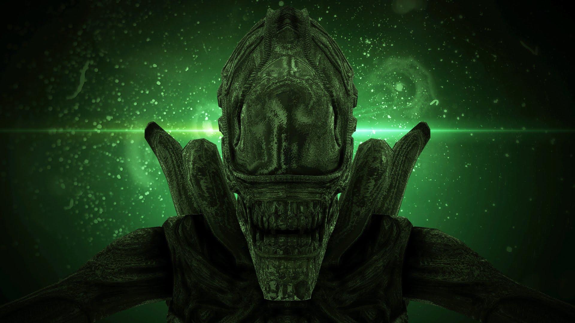 Alien Covenant обои скачать