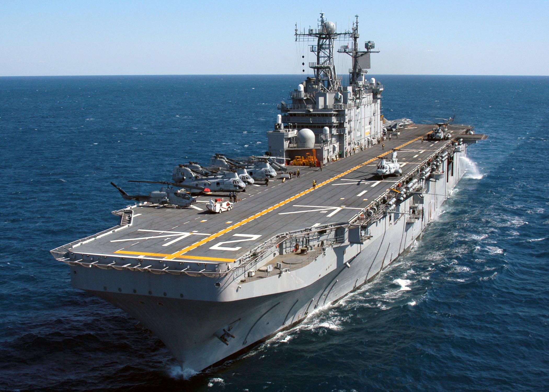 USS, USA, авианосец обои скачать