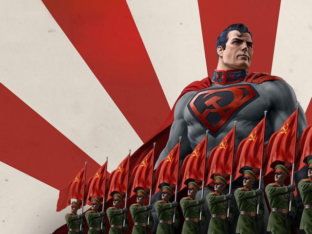 Супермен Красный сын 2020