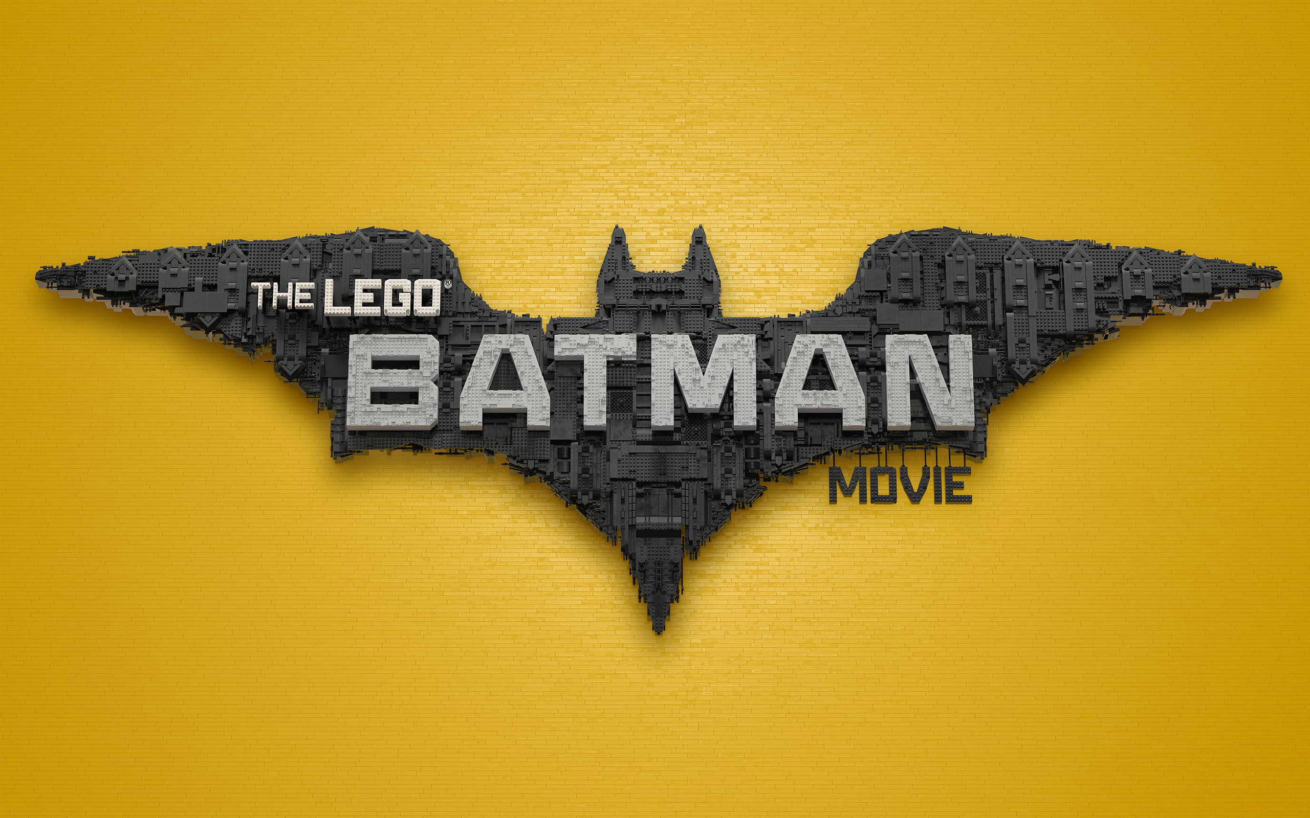 Лего Бэтмен обои скачать