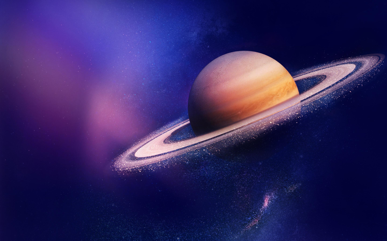 Пыль Сатурна обои скачать