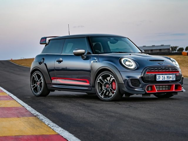 Mini john cooper works gp 2020 cars