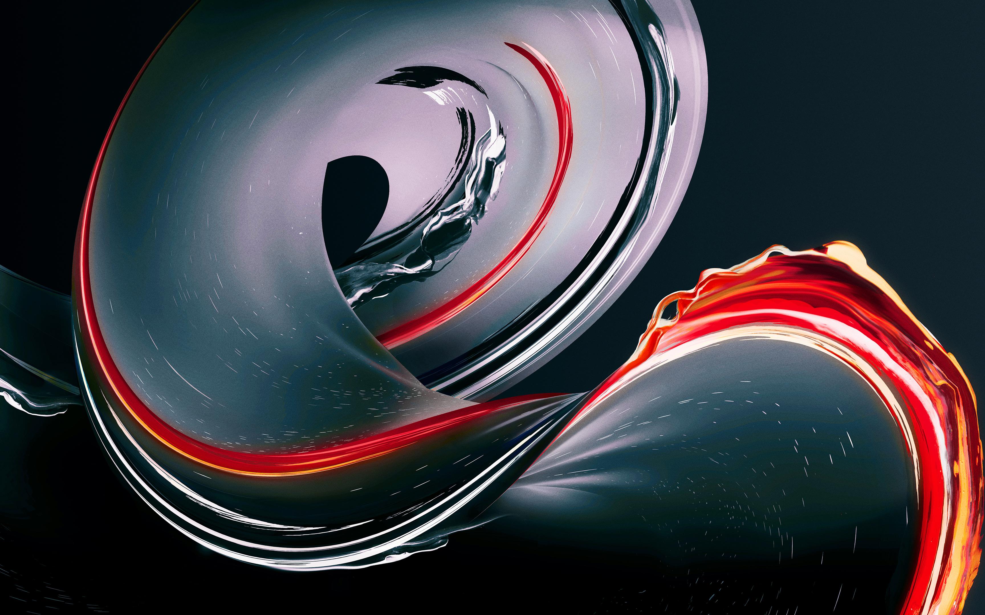 Oneplus 5t лава красное издание обои скачать