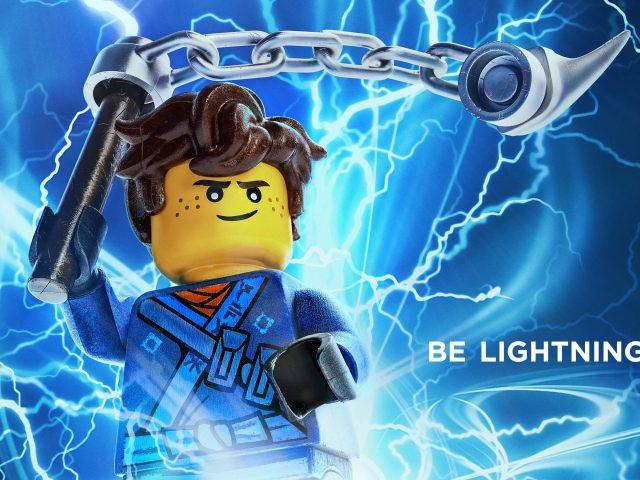 Джей молния Лего ниндзяго