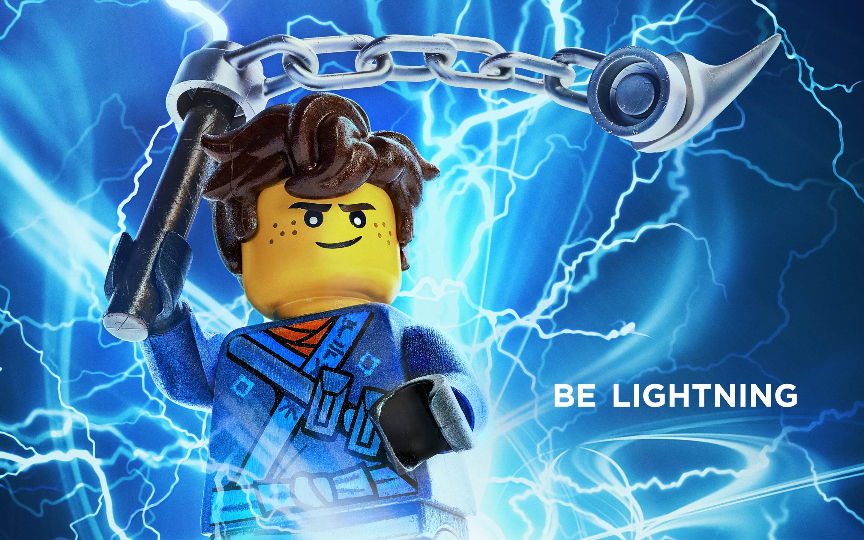 Джей молния Лего ниндзяго обои скачать