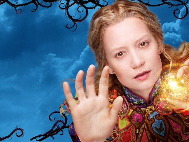 Миа васиковска Алиса в Зазеркалье.