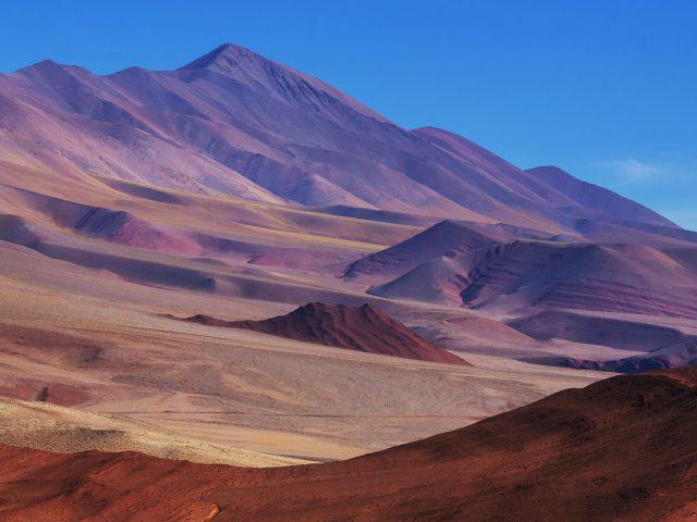 Пустыня Северной Аргентины