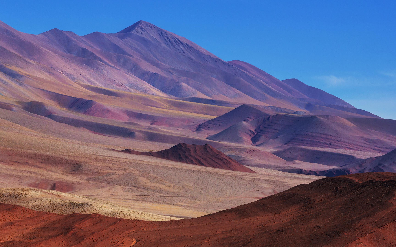 Пустыня Северной Аргентины обои скачать