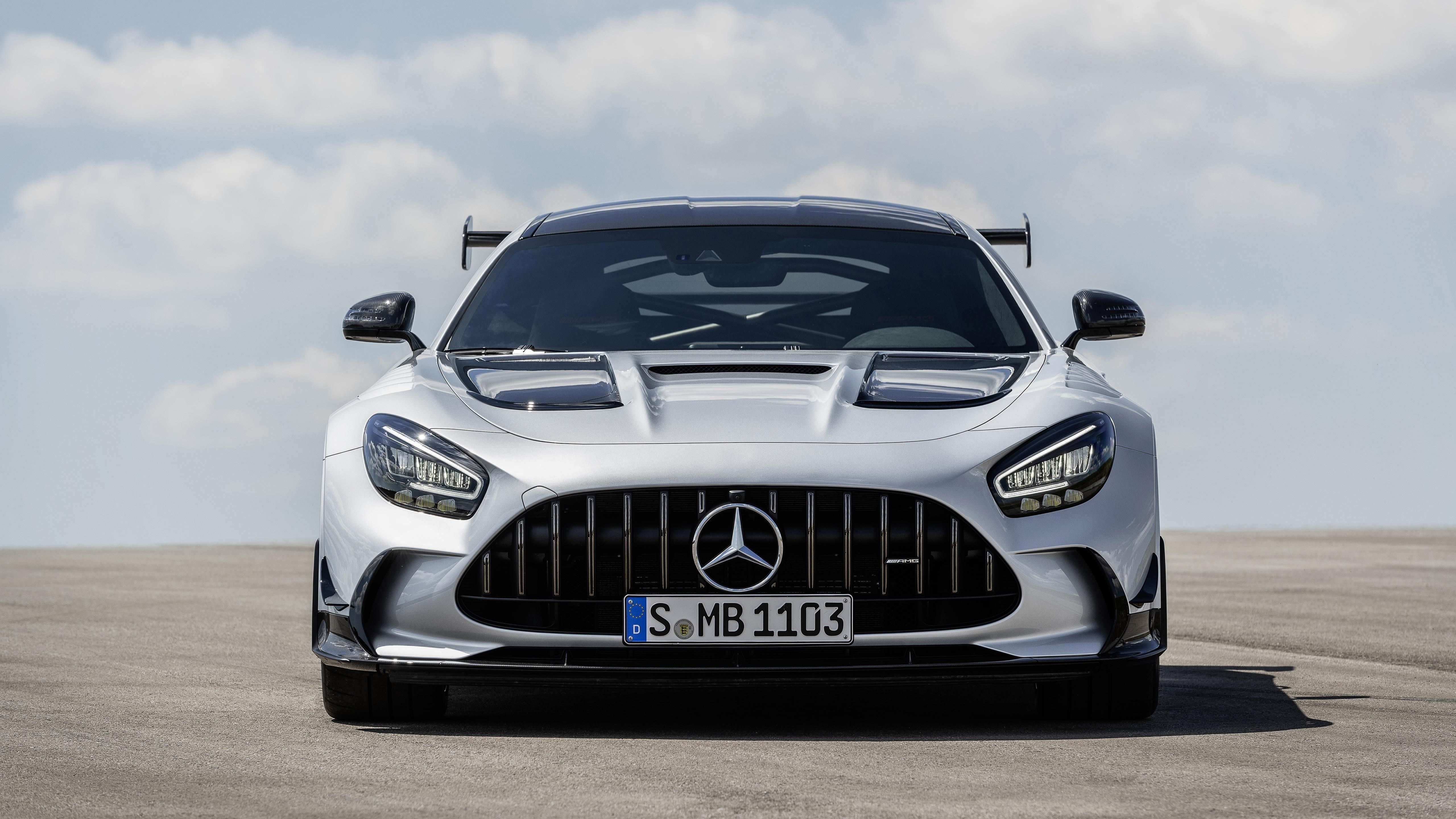 Mercedes-amg gt black series 2020 обои скачать