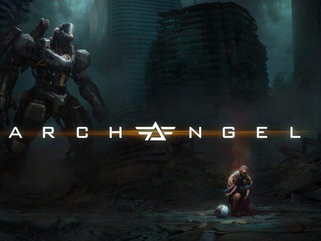 Игру archangel для PlayStation ВР.