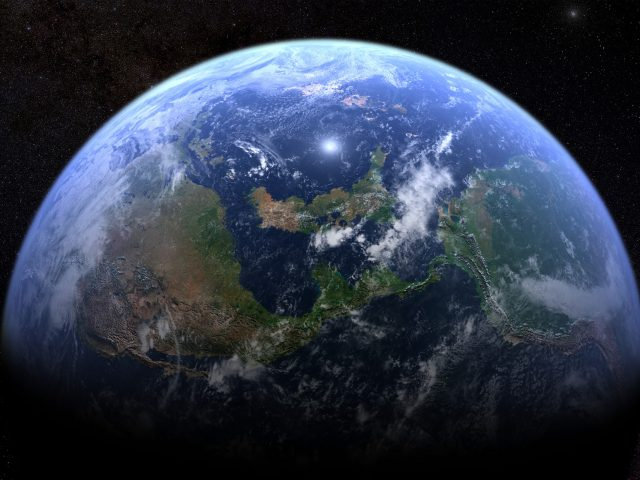 Планета Земля звезды.