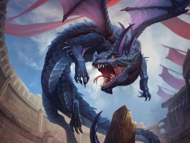 Кукулькан драконов яростью поражает