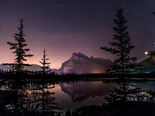 Звездный пейзаж