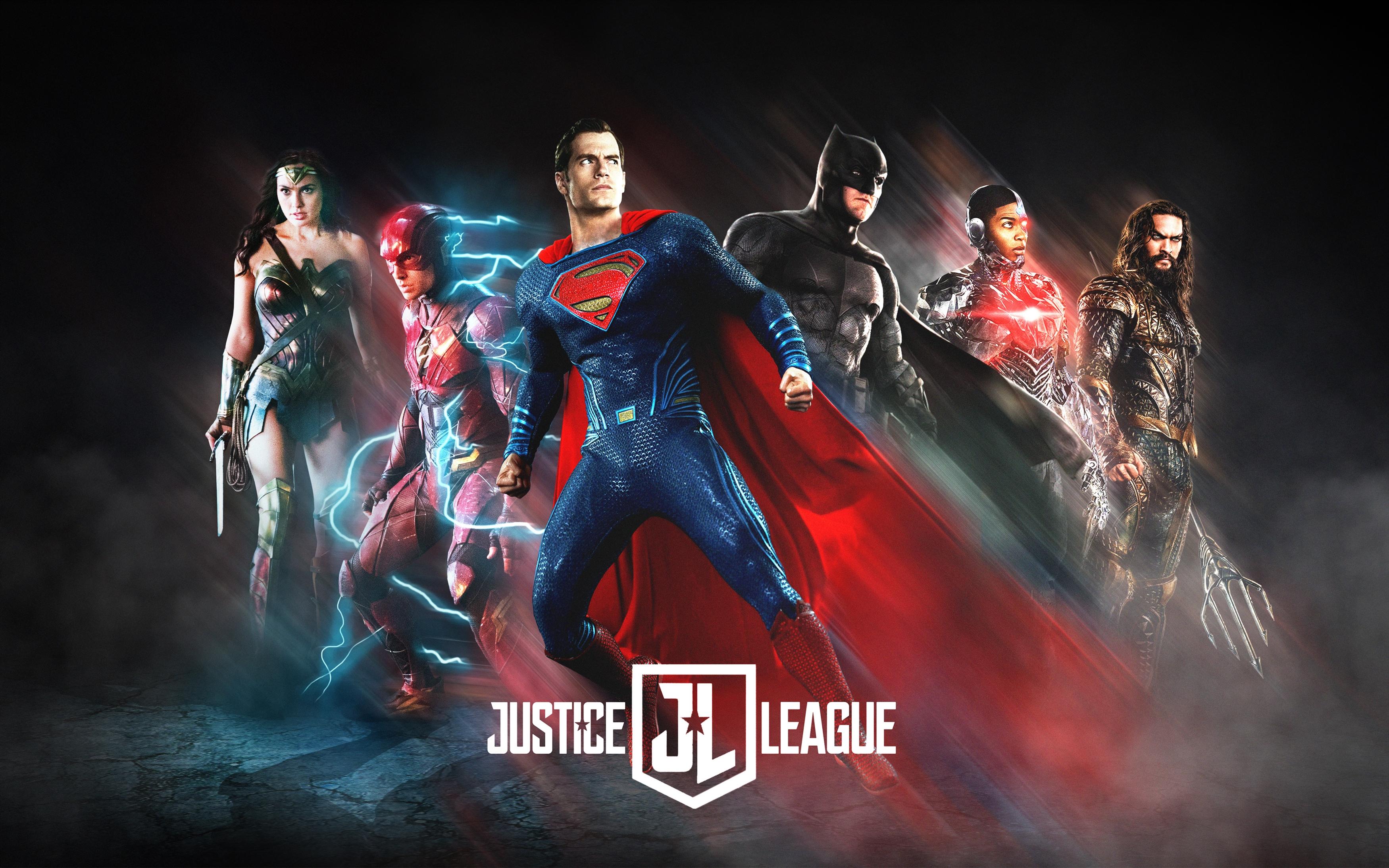 Лига справедливости обои скачать