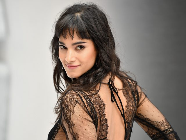 Sofia Boutella Star Trek Beyond Jaylah