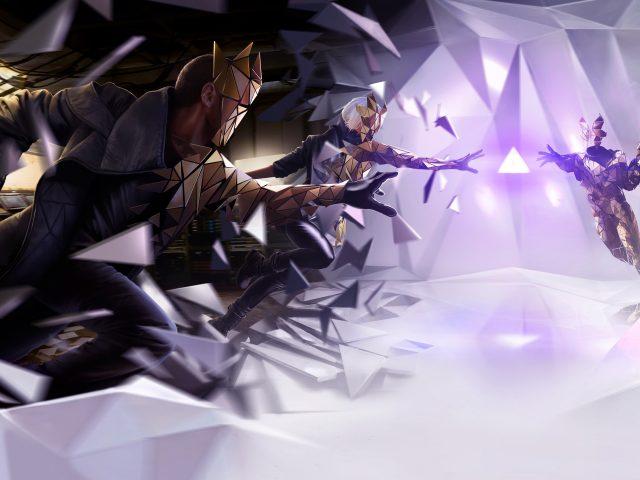 В Deus Ex человечество разделено нарушение